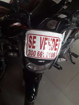 Se vende moto nueva