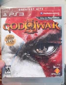 Dios de La Guerra 3 Ps3