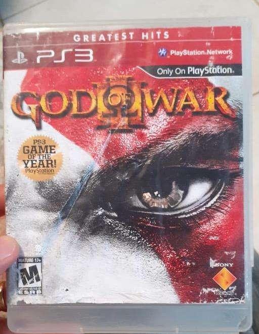 Dios de La Guerra 3 Ps3 0
