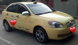 Taxi al día como nuevo