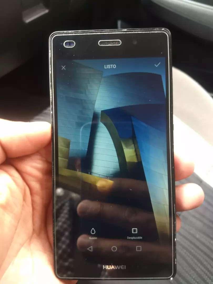 Huawei P8 Lite 0