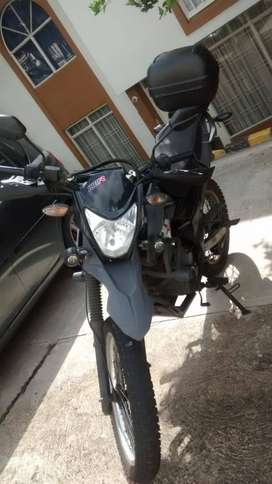 Moto AKT /TTR-180 modelo 2017