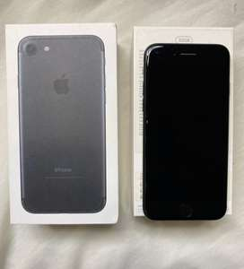 Iphone 7 black usado 32 gb