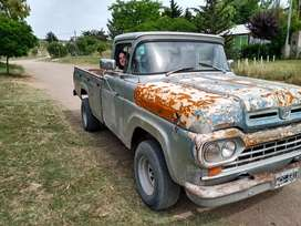 Ford loba 1960