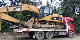 Vendo se vende Excavadora Caterpillar 320 DL año 2010