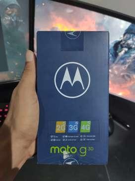 MOTO G30 128GB +4 RAM