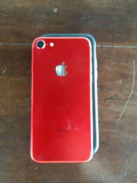 Iphone 7 Red 265gb