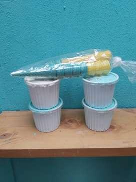Litros de helados soft