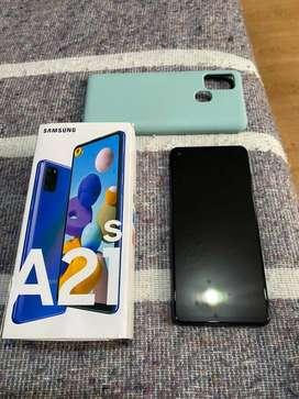 Vendo Samsung A21s como nuevo