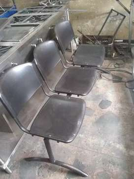 Sala de espera para 3 personas