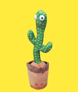 Dancing cactus.