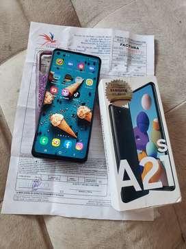 Samsung A21s flamante