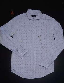 Camisa Hardway Slimfit talle L