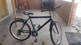 Vendo bicicleta la mejor
