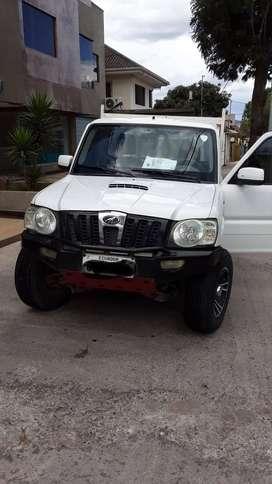 Camioneta Mahindra 2013