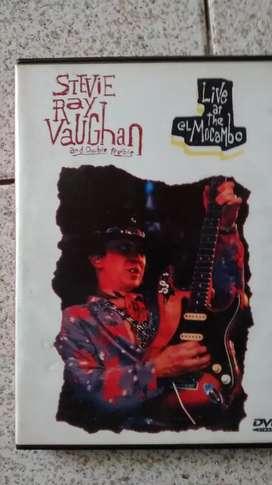 Dvd stevie Ray Vaughan