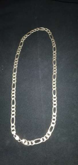 Cadena de plata 125 grams