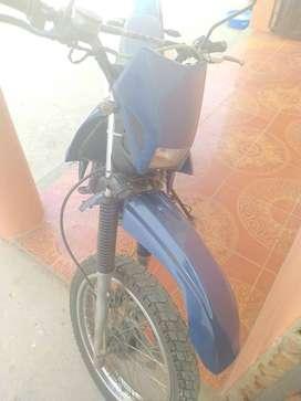 Se vende moto al dia ,de machala