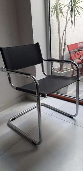2 Silla Sillon Apollabrazo