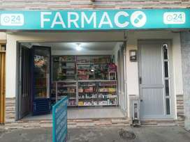 FARMACIA FRENTE A HOSPITAL DE QUIMBAYA, QUINDÍO