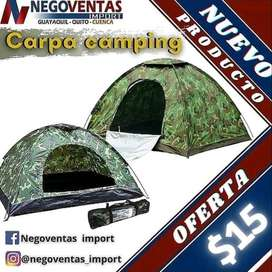 Material de primer Calidad /Carpas camping