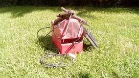 soldadora electrica usada 140 amp