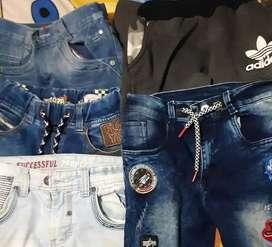 Pantalónes para niño talla  12 14 18 y 30 adulto