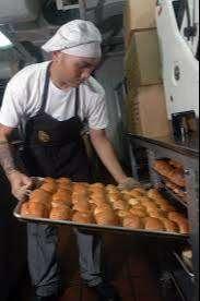 Ofrezco mis servicios como panadero