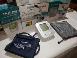 Oximetro y medidor de presion arterial