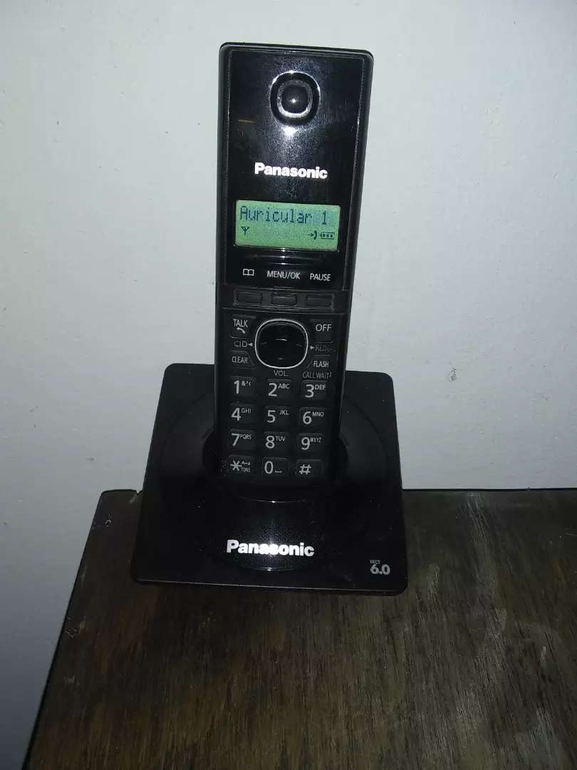 Teléfono inalámbrico completo 0