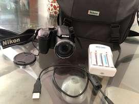 Camara Nikon B500