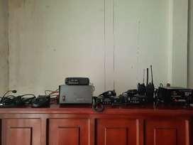 Vendo equipos de comunicación usados