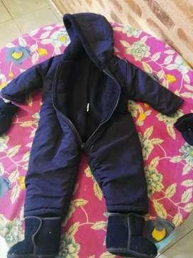 Astronauta para niño
