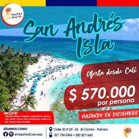 Super oferta San Andrés