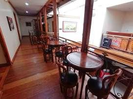 Vendo o Arriendo Restaurantes con Excelente Ubicación y Clientela