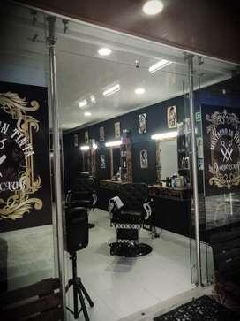Venta de Barberia y zona de Tatuajes