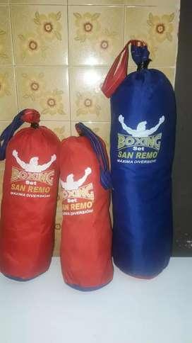 Bolsas de entrenamiento de boxeo para niños