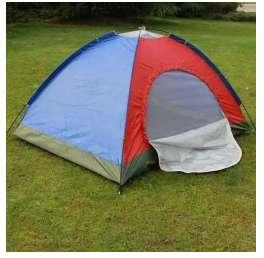 Carpa Camping Para 3 Personas Fácil Armar Acampar