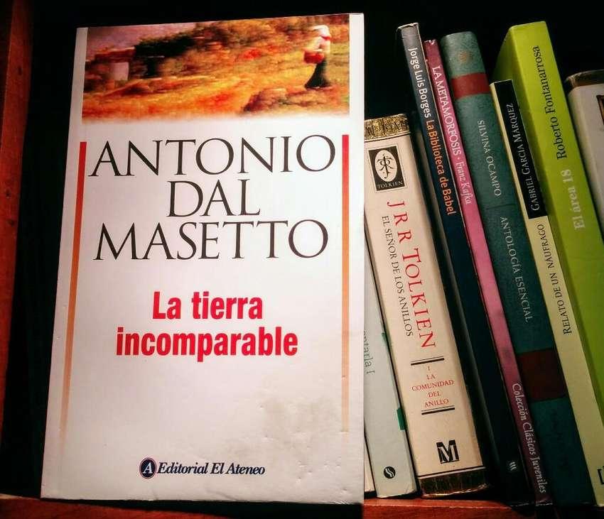 Antonio Dal Masetto - La Tierra Incompar 0