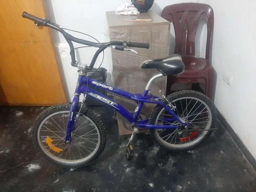 Bicicleta Nueva 0