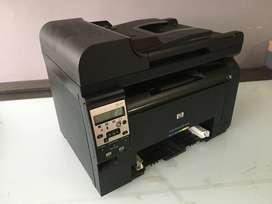 Impresora laser a color HP LaserJet 100 color MFP M175nw