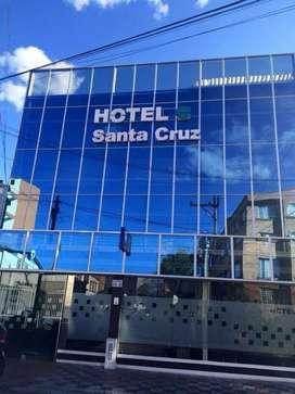 Vendo Hotel en Quinta paredes