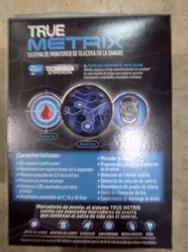 Glucómetro True Metrix