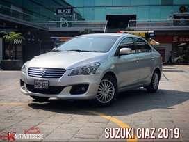 Suzuki Ciaz 2019 impecable!!