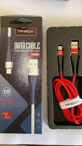 Cable Tipo C Para Huawei Samsung Lg Carga Rápida Datos 3.4a Gruponatic San Miguel Surquillo Independencia La Molina