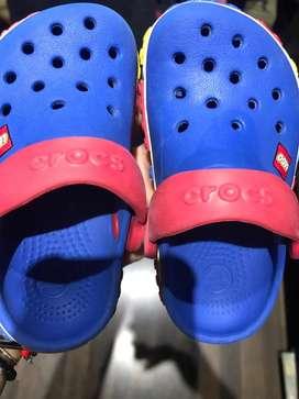 Sandalia  crocs de niño