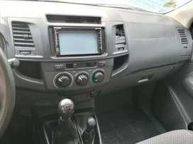 Toyota hilux 2013 4x4 turbo intercooler SR