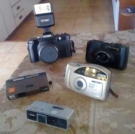 Máquinas Fotográficas antiguas