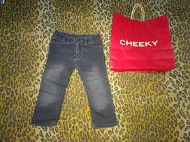 Jeans Cheeky Impecable Talle 2