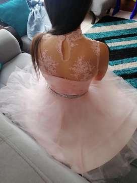 Vestido  jovencita 10 a 14 años Talla S